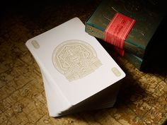 Makers Playing Cards on Behance