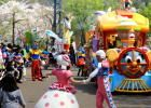 Seoul Land Amusement Park Parade