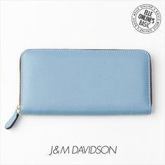 ありそうでなかった! 絶妙ブルー×究極シンプル/J&M デヴィッドソン