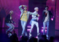 Pojkbandet BTS fortsätter att ta världen med storm.