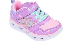 Pantofi sport SKECHERS multicolori, Heart Lights Love Spark, din material textil si piele ecologica Sketchers, Huaraches, Nike Huarache, Sneakers Nike, Lights, Shoes, Fashion, Nike Tennis Shoes, Moda