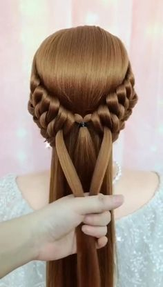 Hair Tutorials For Medium Hair, Cute Hairstyles For Medium Hair, Plaits Hairstyles, Hairstyle Tutorials, Medium Hair Styles, Cool Hairstyles, Short Hair Styles, Updo Hairstyle, African Hairstyles