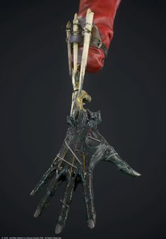 Void Hand from Dishonored: Death of the Outsider