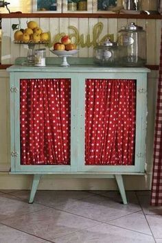 Vintage is stylish and timeless. If you are looking forward to refurbish with the vintage interiors then you can definitely give it a fresh look yet it will make your home look classic. Here are few simple and affordable ideas for a vintage kitchen. Boho Kitchen, Wooden Kitchen, Vintage Kitchen, Kitchen Decor, Kitchen Ideas, Diy Kitchen, Cheap Furniture, Pallet Furniture, Painted Furniture