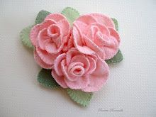 maybe do these with beaded blanket stitch?   # Pin++ for Pinterest #