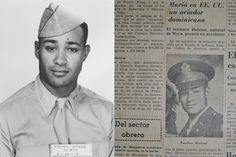 Among the legendary Tuskegee Airmen was a little known about Hispanic pilot named Esteban Hotesse.