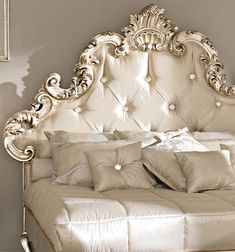 french headboard - Google Search