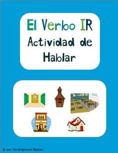 Students will have fun moving about the classroom speaking, writing and listening in the Spanish language!