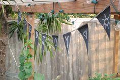 banner/pennant/bunting joy