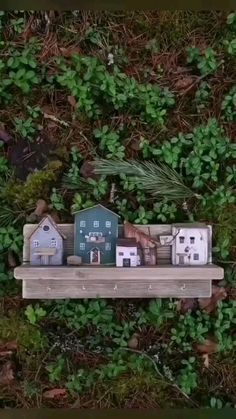 Bird, The Originals, Ideas, Outdoor Decor, Handmade, Instagram, Home Decor, Recycling, Objects