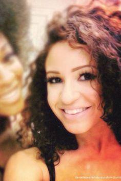 The beautiful Danielle Peazer