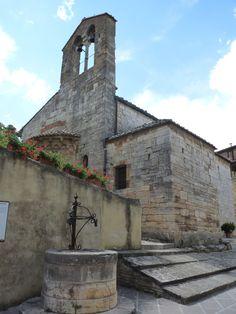 Església de San Quirico d'Orcia. Church