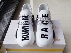 Original Pharrell Williams X NMD Human Race Running Shoes NMD Runner NMD men and women Trainers Sneakers Boots Size 36-45 for sale