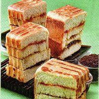 Welcome To My Kitchen Resep Roti Bakar Bandung Rotis Resep Roti Resep Masakan Indonesia