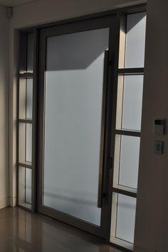 French doors & glass entry doors - Proline Aluminium