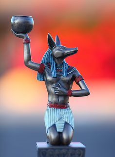 Anubis Egyptian God of the Dead