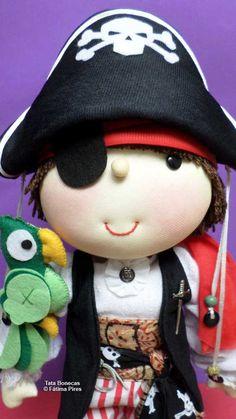 Piratinha! : )