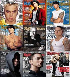 Eminem on Rolling Stone