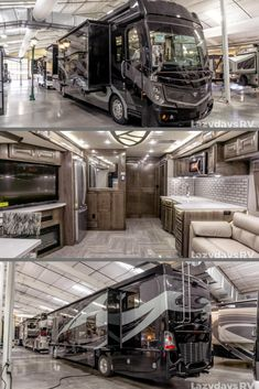 Discover what life has in store with you with the all-new Fleetwood RV Discovery LXE. Explore the world in this modern luxury caravan! Luxury Caravans, Luxury Campers, Luxury Motorhomes, Luxury Van, Luxury Homes, Luxury Rv Living, Fleetwood Rv, Best Luxury Cars, Rv For Sale