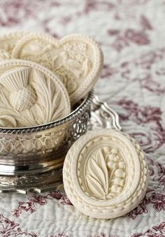 (via Springerie cookies | Cookie Collection) - German Anise Cookies