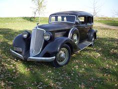 1933 Graham 64 Blue Streak Vintage Cars, Antique Cars, Motor Car, Graham, Cool Cars, Automobile, Vehicles, Black Cars, Image
