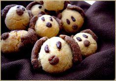Biscuits toutou Surtout pour l'idée.