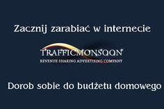 TrafficMonsoon  - zacznij zarabiać w internecie Company Logo, Logos, Psp, Logo