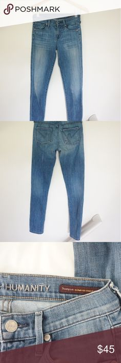 Womens Citizens of Humanity Skinny Jeans Size 24 ❤ These gorgeous preloved citizens of humanity skinny stretch jeans in size 24 are perfect! They are in great condition! Citizens Of Humanity Jeans Skinny