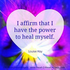 Do i do louise hay affirmations, positive affirmations, healing affirmation Louise Hay Affirmations, Healing Affirmations, Positive Affirmations Quotes, Morning Affirmations, Affirmation Quotes, Positive Quotes, Affirmations Success, Positive Thoughts, Positive Vibes