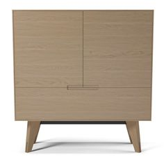 Bolia Mood Highboard - White Pigmented Oak 113 x 117cm £1,467