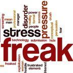 How to release stress and control inside of you more than things you can't control.