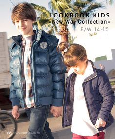 Lookbook kids | New Way Collection FW 14-15