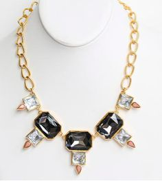 The Winston Necklace (More Colors)