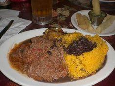 Gastronomía de Cuba : Ropa Vieja # Dentro de la variada gastronomía cubana…