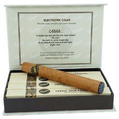 The World's Finest E-Cigar - 5 Pack - Veppo