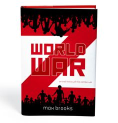 Unlike any horror book I've read before, World War Z is eerily realistic. Positioned as an oral history of the zombie war, the book is made up of short interviews with various people from around the world as they recount their experiences to the author. It's an awesome book which I highly recommend.    For my cover, I've got the zombie hoard approaching from the top, while the humans below run for their lives.