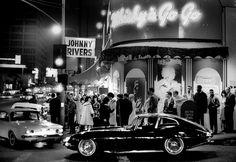 Johnny Rivers – Julian Wasser 1964