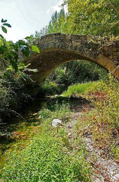 Medieval bridge of Koilani village, Cyprus | by Marios Philippou