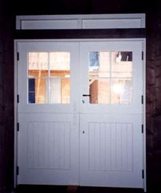 Double Dutch Doors For Homes | Double Dutch Door