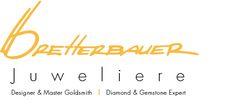 Bretterbauer Juweliere Logo High Jewelry, Diamond Gemstone, Gemstones, Logo, Design, Schmuck, Logos, Gems