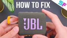 How to FIX - JBL Go 3 does not connect, does not charge Bluetooth Speakers, Connection
