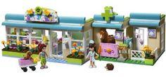 LEGO Friends 3188: Heartlake Vet: Amazon.co.uk: Toys & Games