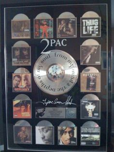 Tupac music and film collection at the museum Hip Hop And R&b, Hip Hop Rap, Tupac Resurrection, Thug 4 Life, Las Vegas, Death Row Records, Music Pics, Rap God, Best Rapper