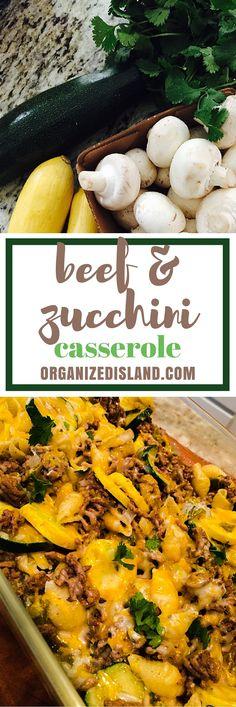 This easy zucchini r