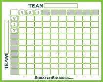 100 Square Grid Scratch-Off Cards. 100 Box Office Pool Scratch Off Sheets. 100 Box Grid Pool with Scratch Off to Reveal Numbers. Superbowl Squares, Football Squares, Super Bowl Props, Super Bowl Predictions, Cool Games To Play, Football Names, Football Food, Football Shirts, College Football