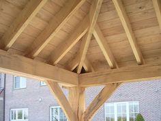 Prime Oak Buildings | Eiken bijgebouwen | Overdekte terrassen 2