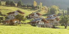 Dorf - Woodridge Luxury Chalets in Werfenweng / Salzburg