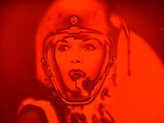 Naura Hayden - The Angry Red Planet