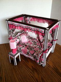 Monster High Barbie Dormitorio