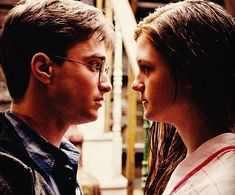 Harry and Ginny <3